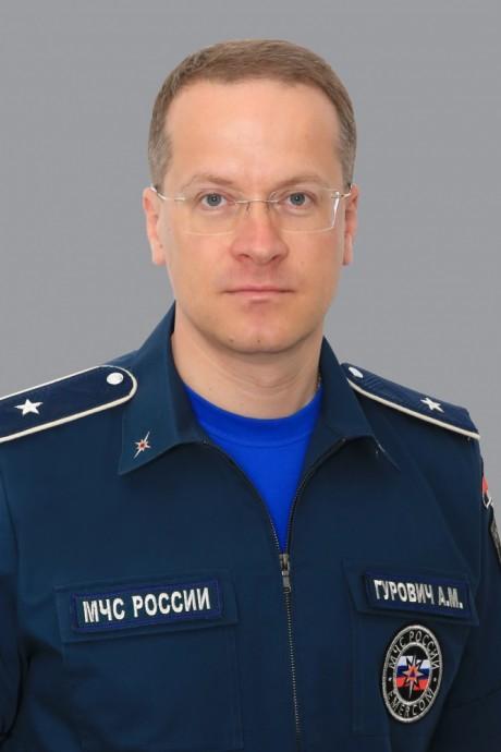 Андрей Гурович