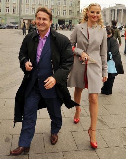 Владимир Тюрин и Мария Максакова www.rucriminal.info